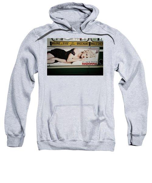 Paris Bus Sweatshirt