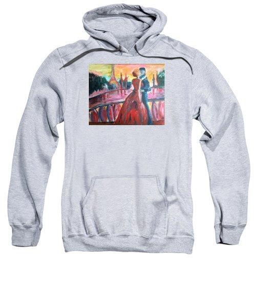 Paris Lovers Sweatshirt