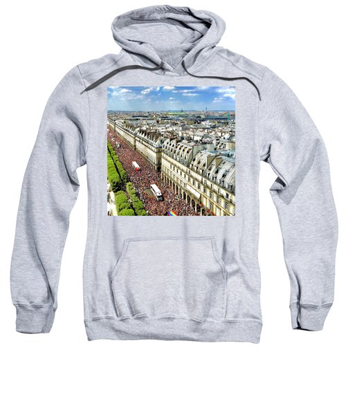 Paris Pride March 2018 Sweatshirt
