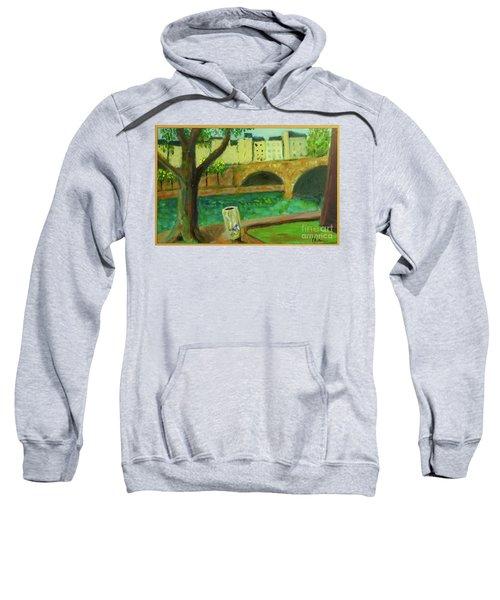 Paris Rubbish Sweatshirt