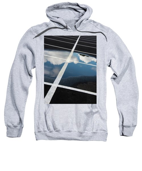 Parking Spaces For Clouds Sweatshirt