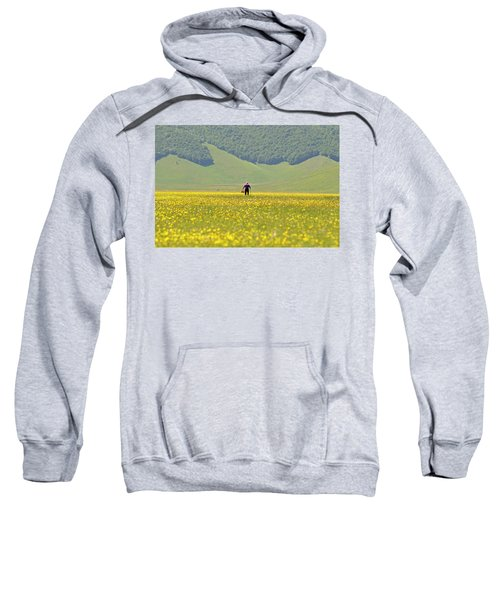 Parko Nazionale Dei Monti Sibillini, Italy 1 Sweatshirt