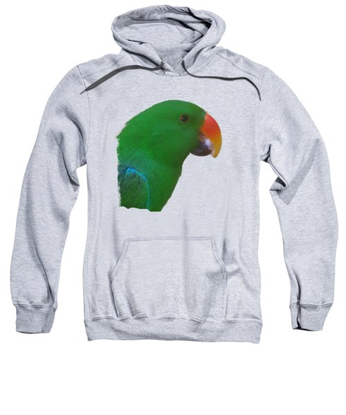 Parrot Head Sweatshirt