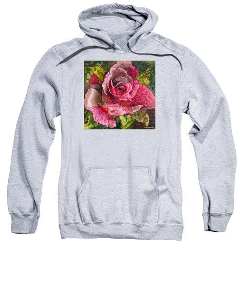 Partitioned Rose IIi Sweatshirt