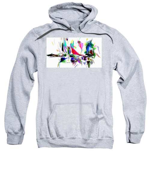 Party Time Sweatshirt