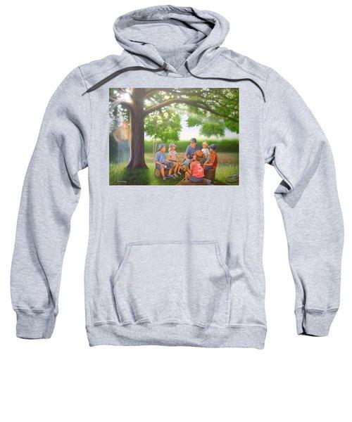 Pass It On - Baseball Sweatshirt