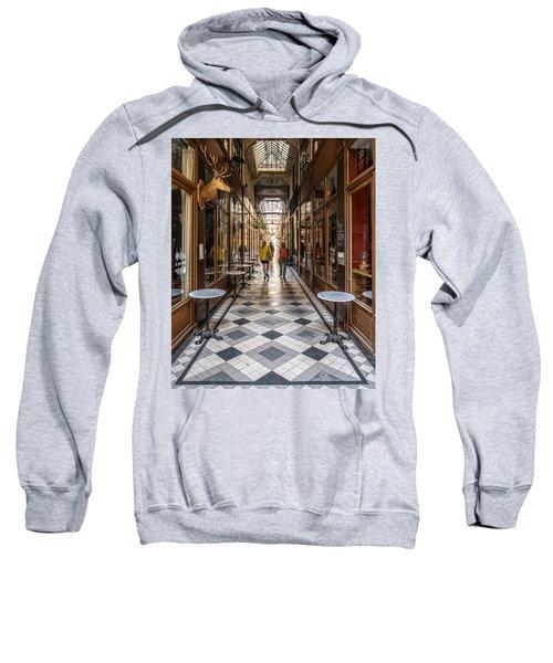 Passage Du Grand Cerf Sweatshirt