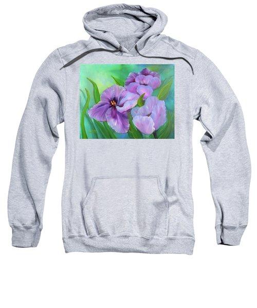Passionate Tulips Sweatshirt