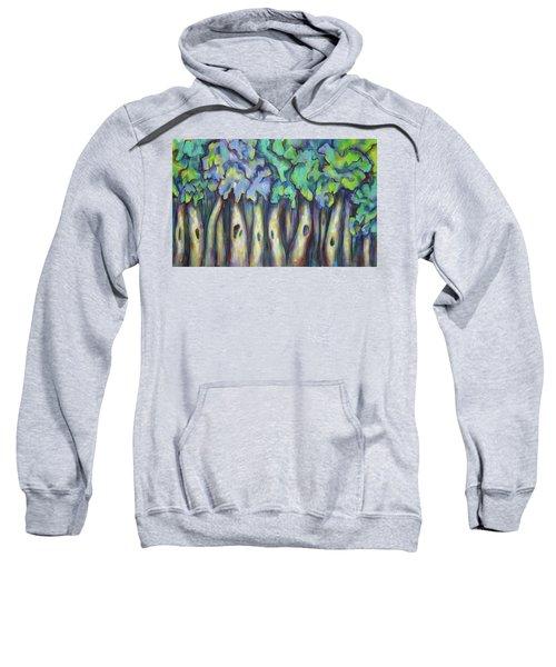 Past And Present Sweatshirt