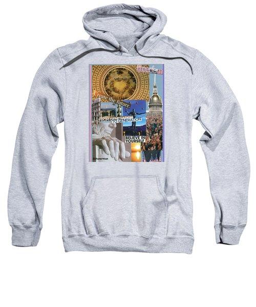 Past Present Future Sweatshirt