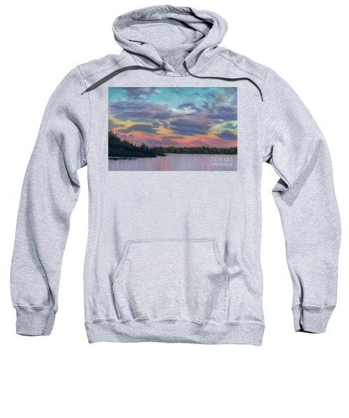 Pastel Sunset Sweatshirt