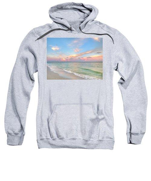 Pastel Sunset On Sanibel Island Sweatshirt