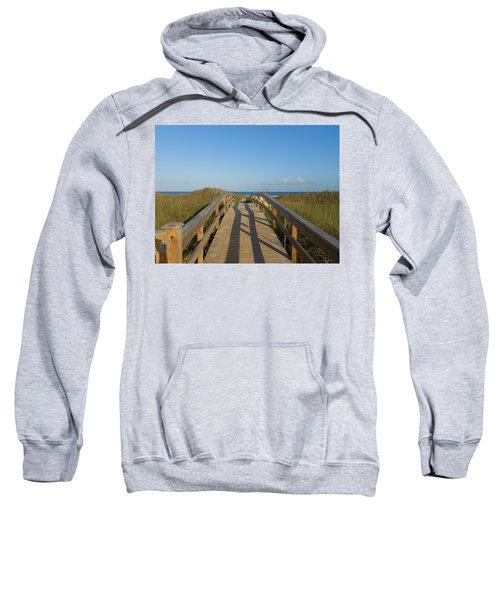 Path To Happiness Sweatshirt