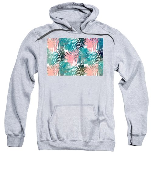 Pattern Jungle Sweatshirt