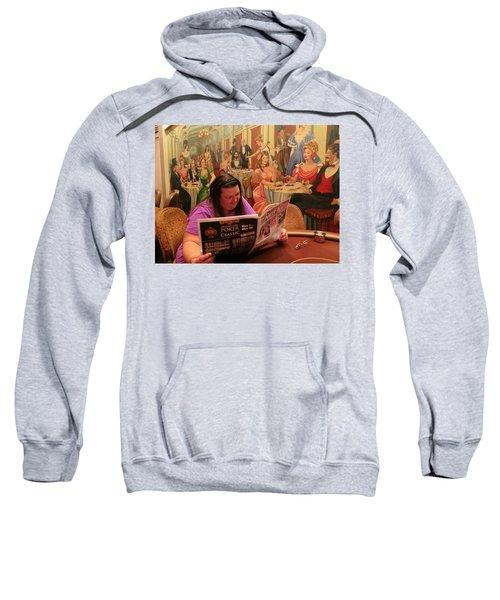 Pattie Poker Sweatshirt