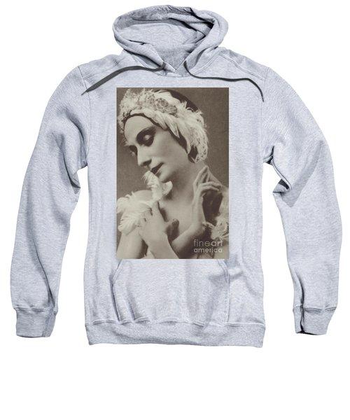 Pavlova In The Dying Swan Sweatshirt