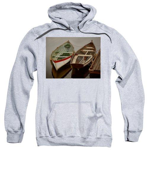 Peace At Last Sweatshirt