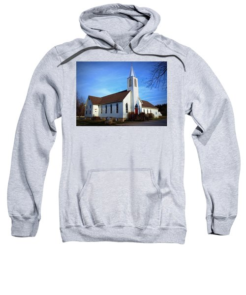 Peace Church Sweatshirt