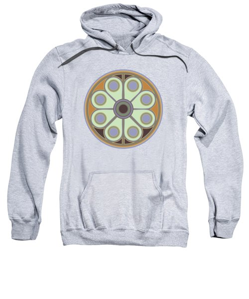 Peace Flower Sweatshirt