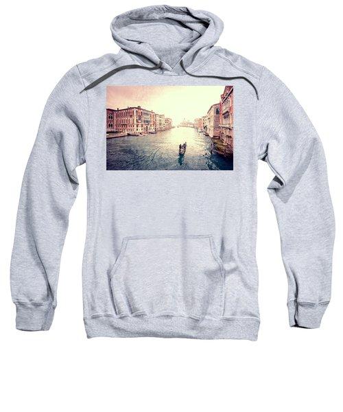 Peace In Venice Sweatshirt