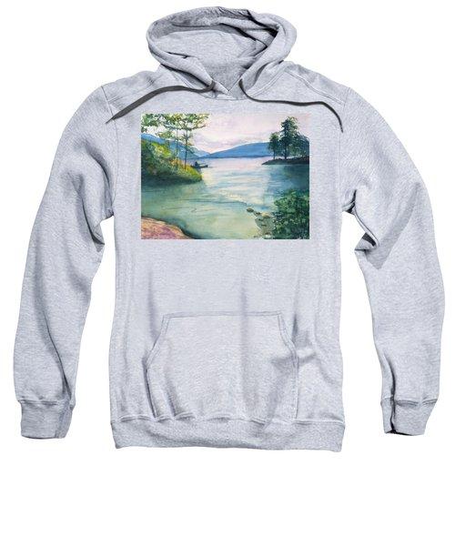 Peace On The Water  Sweatshirt