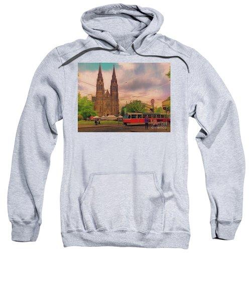 Peace Square Prague Sweatshirt