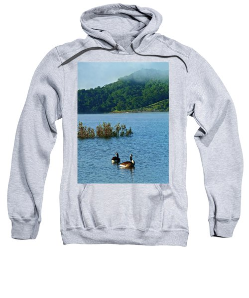 Peaceful Morning Sweatshirt