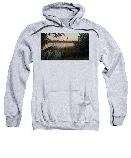 Peaceful Palmettos Sweatshirt