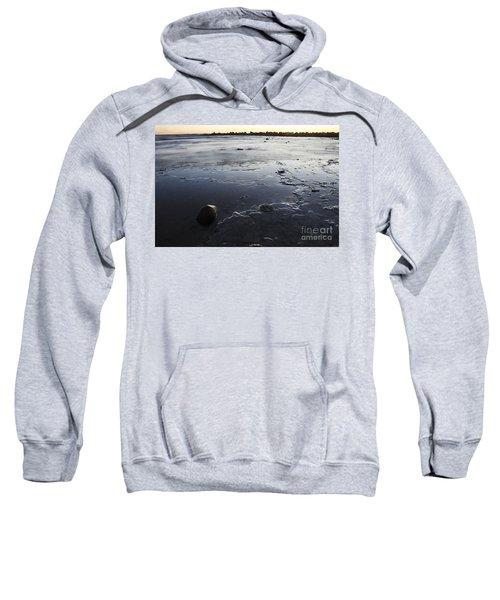 Peaceful Shoreline Shallows Sweatshirt