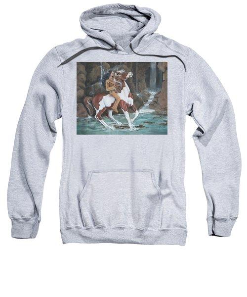 Peacemaker's Ride Sweatshirt
