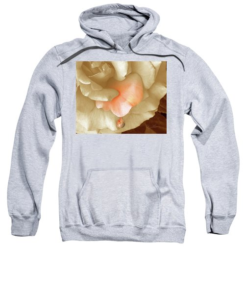 Peach Morning Sweatshirt