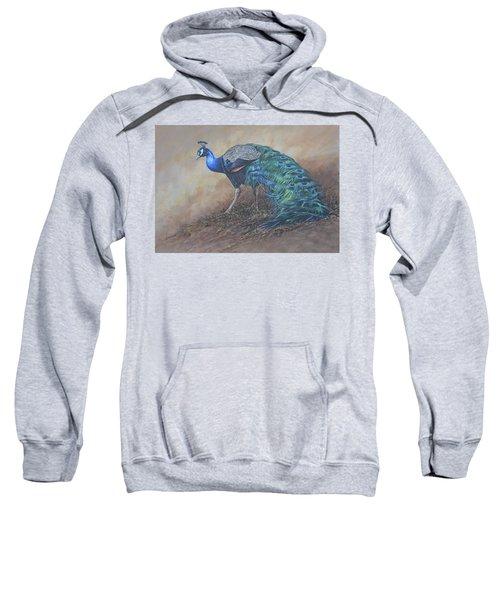 Peacock Sweatshirt