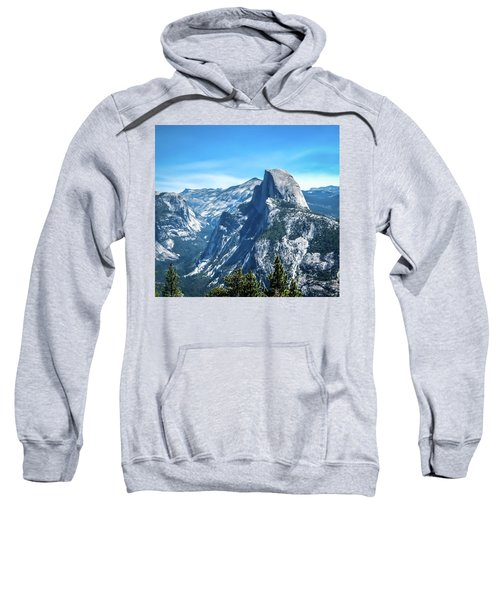 Peak Of Half Dome- Sweatshirt
