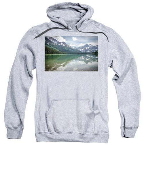 Peaks At Lake Josephine Sweatshirt