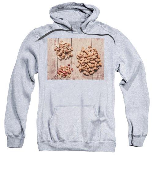 Peanut Shelling Sweatshirt