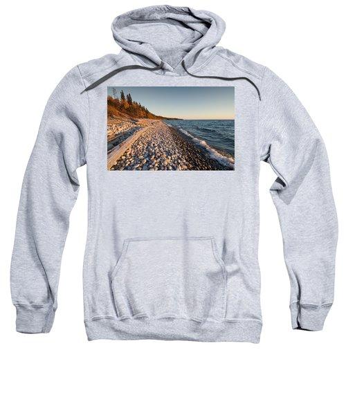 Pebble Beach Autumn    Sweatshirt