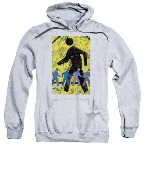 Pedestrian Crossing Sweatshirt