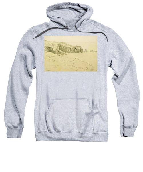 Pele Point, Land's End Sweatshirt