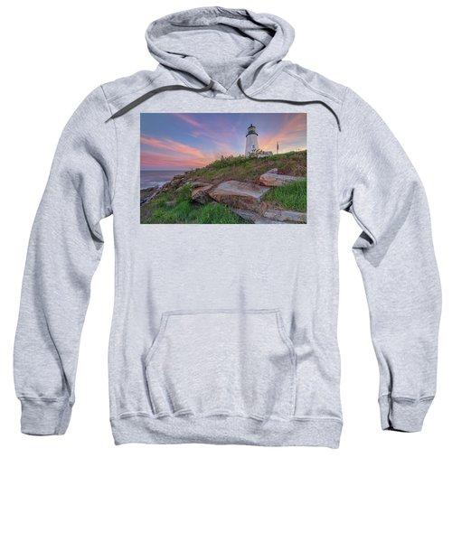Pemaquid Point Sunset Sweatshirt