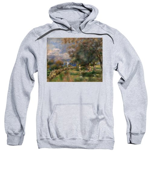 Peninsula Of Saint-jean Sweatshirt
