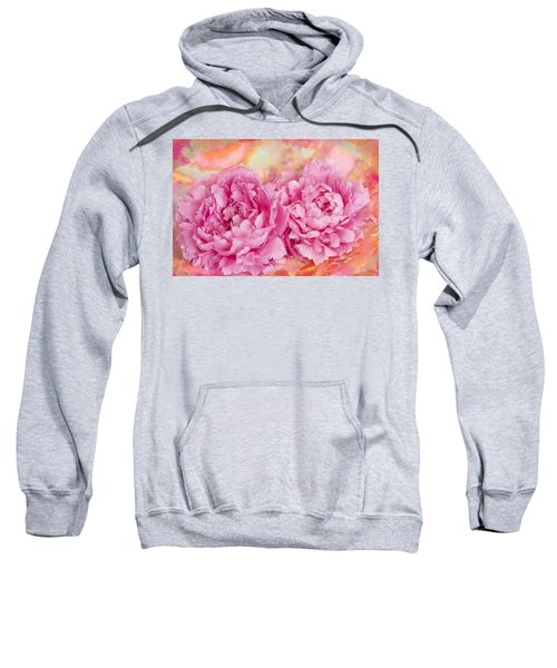 Peony Fiesta Sweatshirt