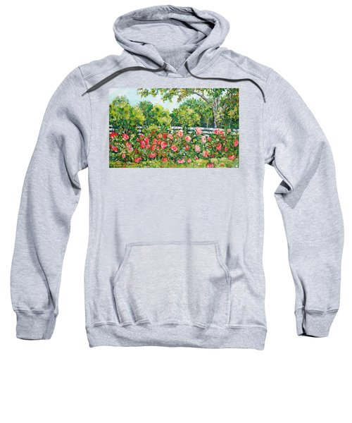 Peony Riot Sweatshirt