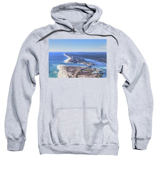 Perdido Pass Bridge 4319 Sweatshirt