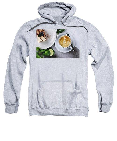 Perfect Breakfast Sweatshirt by Happy Home Artistry