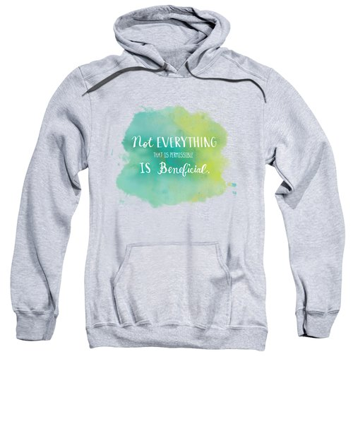 Permissible Sweatshirt