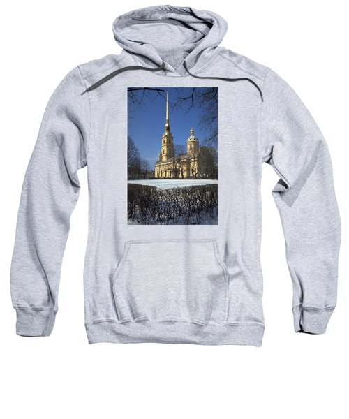 Peter And Paul Cathedral Sweatshirt by Travel Pics