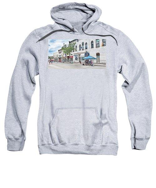Peter Street Art Corridor Sweatshirt