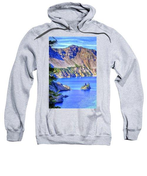 Phantom Ship Island Sweatshirt