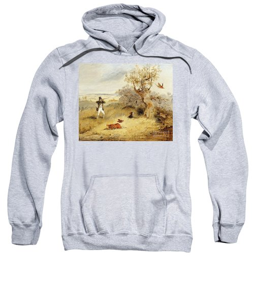 Pheasant Shooting Sweatshirt