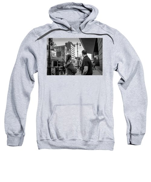 Philadelphia Street Photography - Dsc00248 Sweatshirt